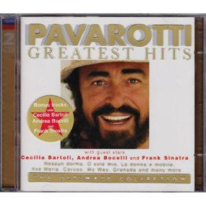 Luciano Pavarotti - Greatest Hits. The Ultimate Collection (2 CD