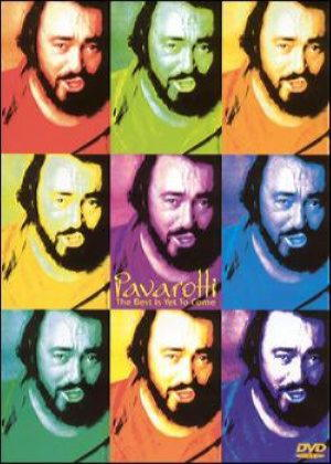 Pavarotti - The Best Is Yet To Come (DVD)