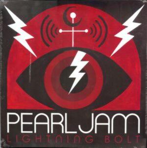Pearl Jam - Lightning Bolt (LP)