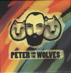 Петр Чернявский - Peter and the Wolves EP (2015)