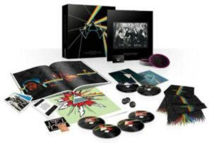 Pink Floyd. The Dark Side Of The Moon - Immersion Boxset