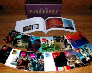 Pink Floyd The «Discovery» Studio Album Box Set