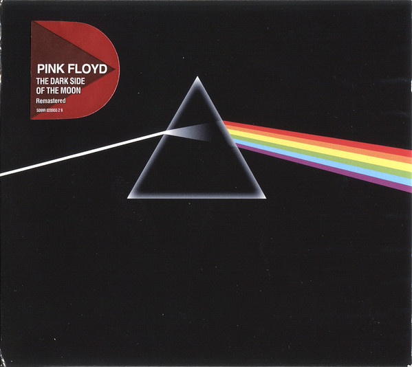 Pink Floyd - The Dark Side Of The Moon (2011, Remastered, Import