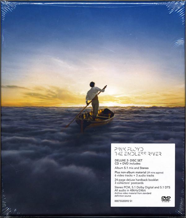 Pink Floyd - The Endless River (2019) (Box, CD+DVD)