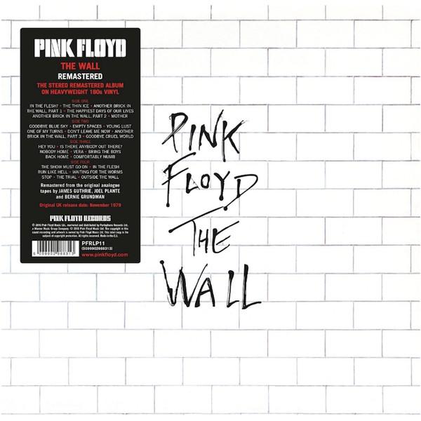 Pink Floyd - The Wall (Vinyl, 2xLP) (2016)