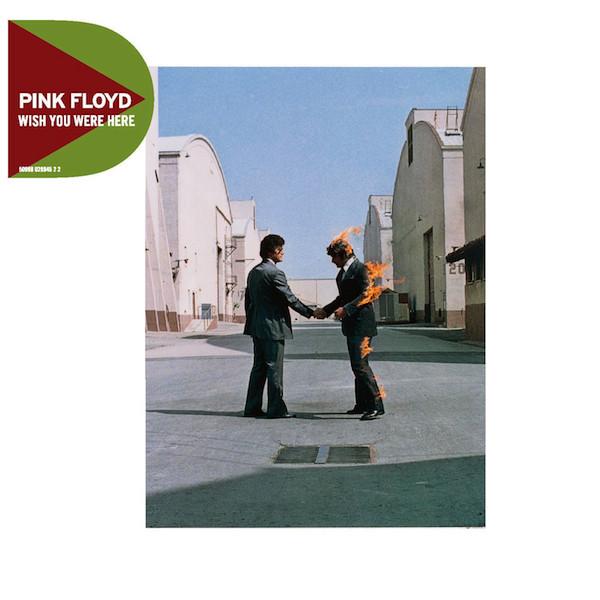 Pink Floyd - Wish You Were Here (Import, EU)
