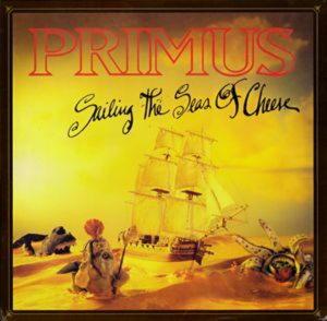 Primus - Sailing The Seas Of Cheese (LP)
