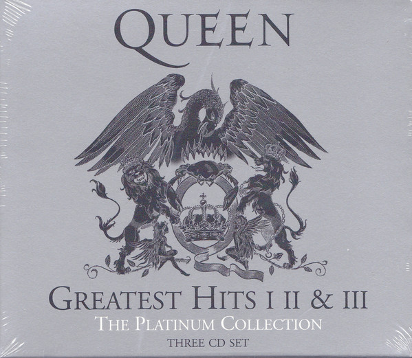 Queen - Greatest Hits (Platinum Collection) (3 cd) (Import EU)