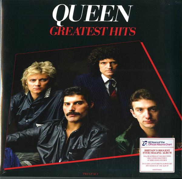 Queen - Greatest Hits (Vinyl, 2xLP)