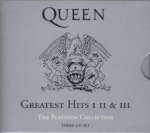 Queen - The Platinum Collection (3 CD)