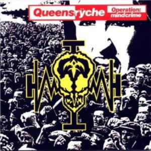 Queensryche - Operation Mindcrime (LP)