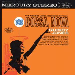 Quincy Jones - Big Band Bossa Nova (LP)