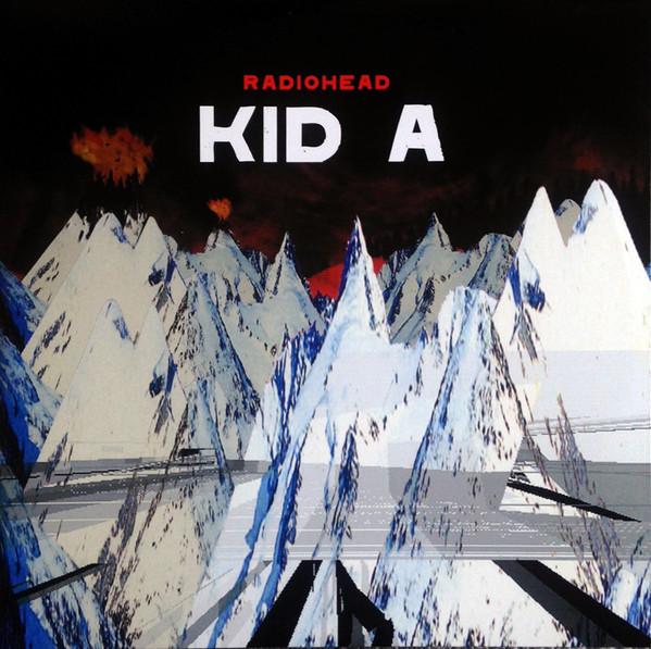 Radiohead - Kid A (2xVinyl, LP)