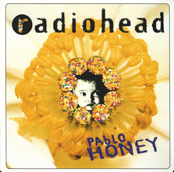 Radiohead - Pablo Honey (Vinyl, LP)