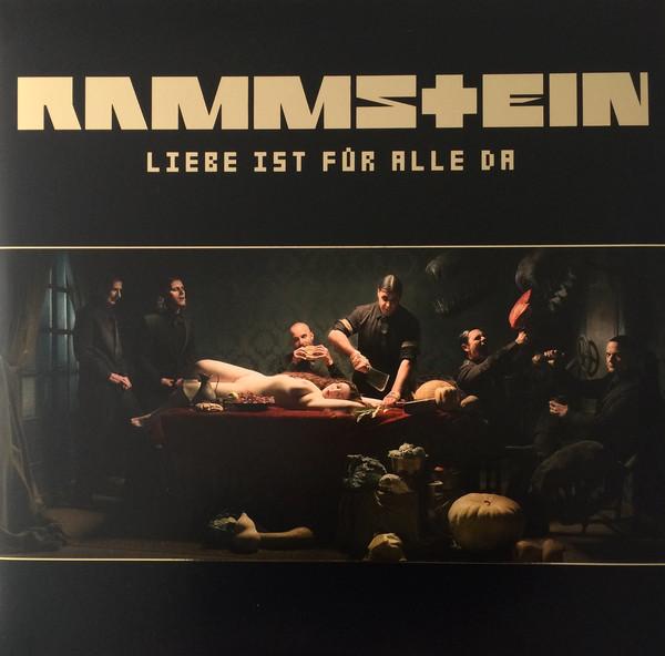 Rammstein - Liebe Ist Für Alle Da (2xVinyl, LP)