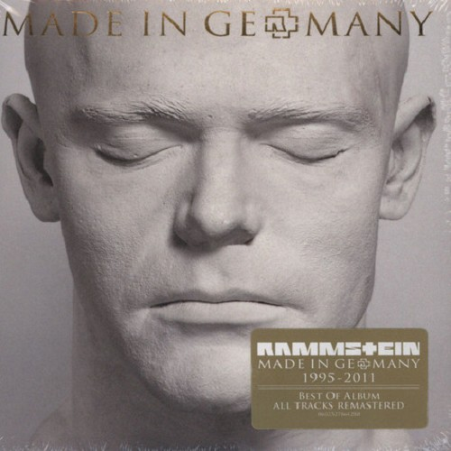 Rammstein - Made in Germany. Best of 1995-2011 (Import, EU)