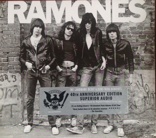 Ramones - Ramones (2016) (Import, EU)