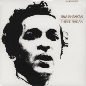 Ravi Shankar - Three Ragas (LP)