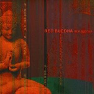 Red Buddha - Siddhartha in space