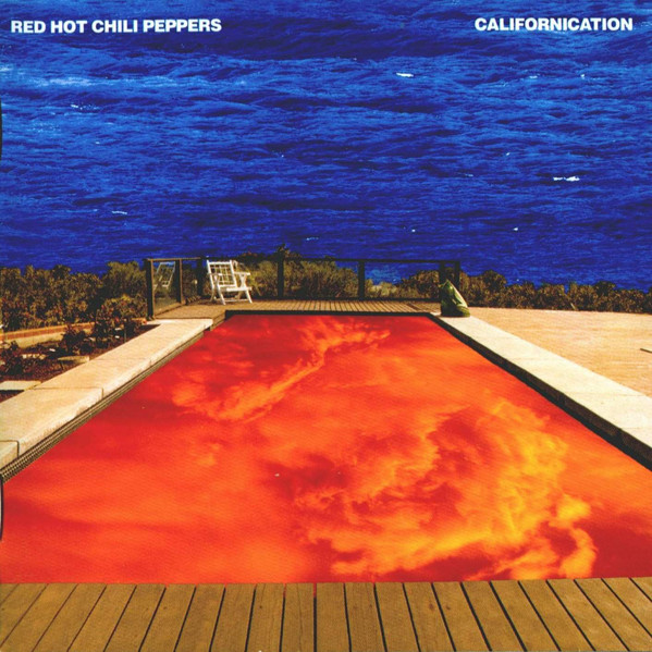 Red Hot Chili Peppers - Californication (Import)