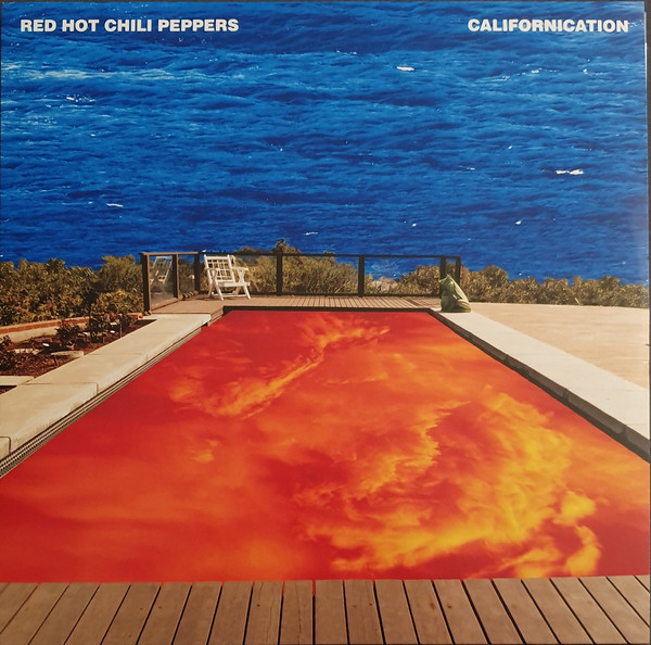 Red Hot Chili Peppers - Californication (Vinyl, 2xLP) (2019)