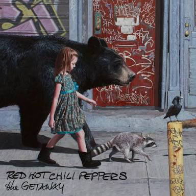 Red Hot Chili Peppers - The Getaway (2016) (Import)
