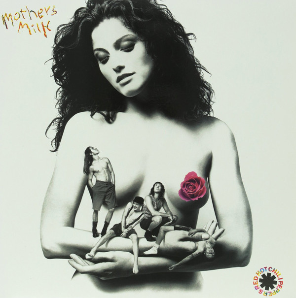 Red Hot Chili Peppers  - Mother's Milk (Vinyl, LP)