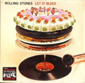 Rolling Stones - Let It Bleed (LP)