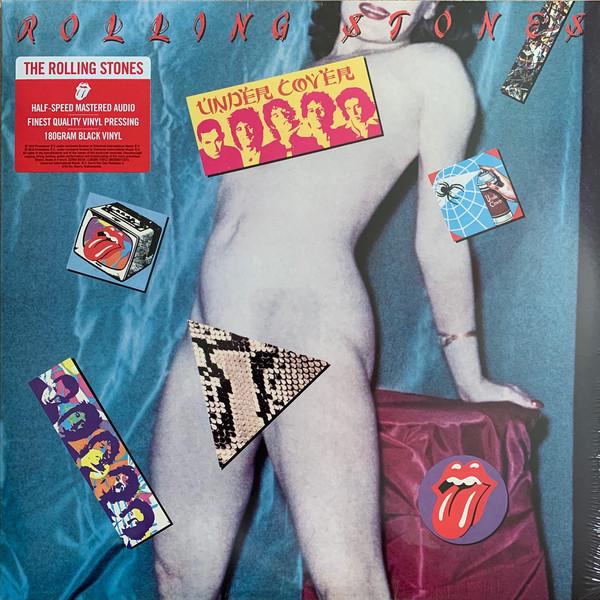 Rolling Stones - Undercover (Vinyl, LP, Remastered)