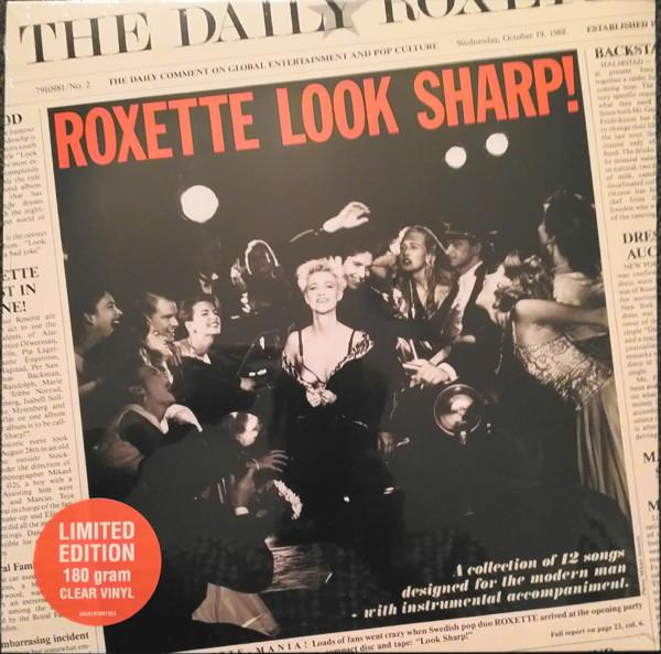 Roxette - Look Sharp! (Vinyl, LP)