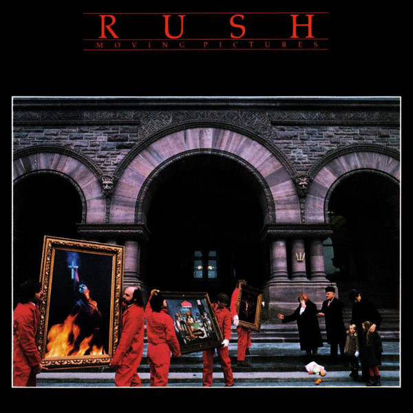 Rush - Moving Pictures (1997) (Import, EU)