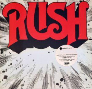 Rush - Rush (ReDISCovered) (LP)