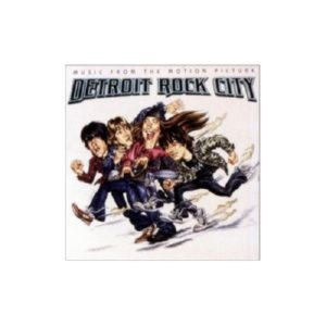 Саундтрек (OST) - Detroit Rock City