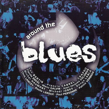 Сборник - Around The Blues. Часть 1