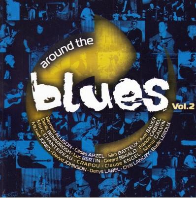 Сборник - Around The Blues. Часть 2