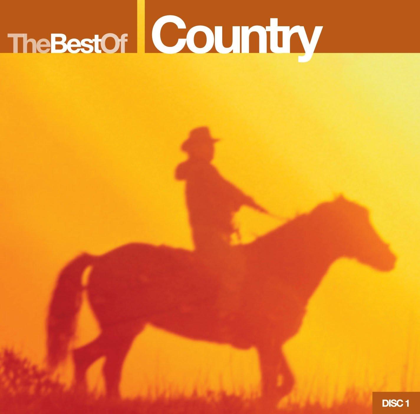 Сборник - Best Of Country (3сd) (Import)