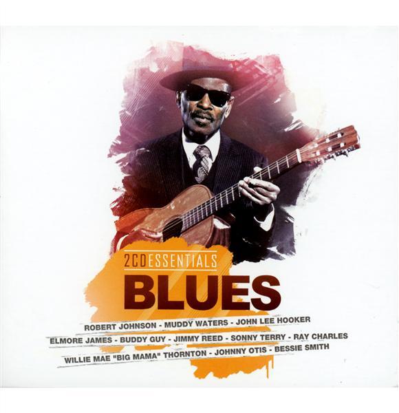 Сборник - Essentials Blues (2cd) (Import, EU)