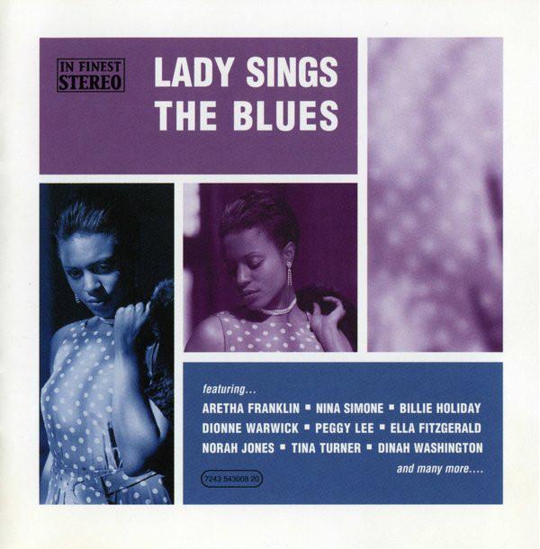 Сборник - Lady Sings The Blues (2cd) (Import, EU)