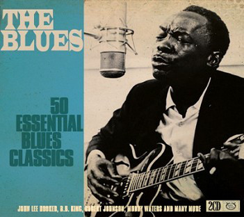 Сборник - The Blues (50 Essential Blues Classics) (Import, EU)