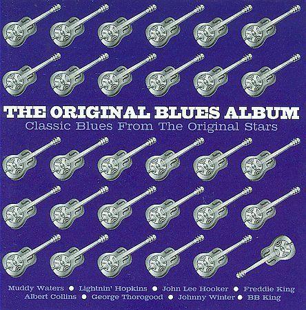 Сборник - The Original Blues Album (Import, EU)