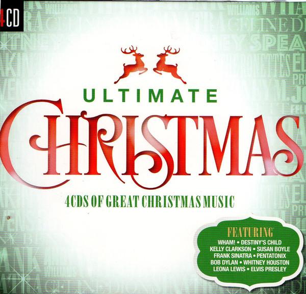 Сборник - Ultimate Christmas (4cd) (Import, EU)