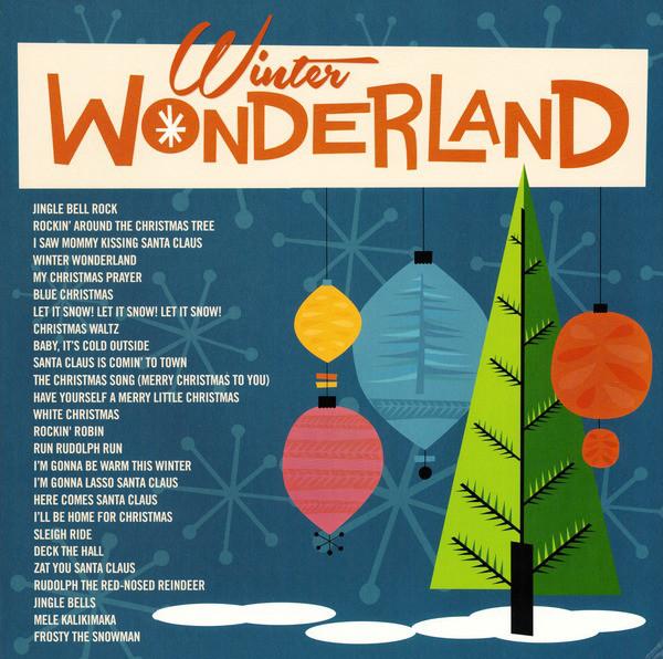 Сборник - Winter Wonderland (Vinyl, 2xLP)