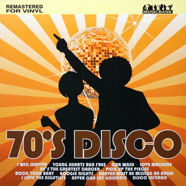 Сборник -  70'S Disco (Vinyl, LP)