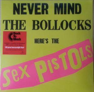 Sex Pistols - Never Mind The Bollocks, Heres The Sex Pistols(LP)