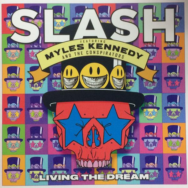 Slash - Living The Dream (2018) (Import)