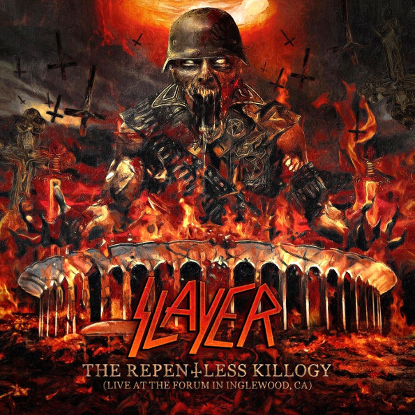 Slayer - The Repentless Killogy (Live At The Forum In Inglewood,