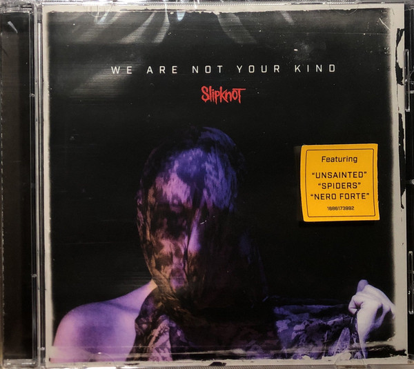 Slipknot - We Are Not Your Kind (2019) (Import)