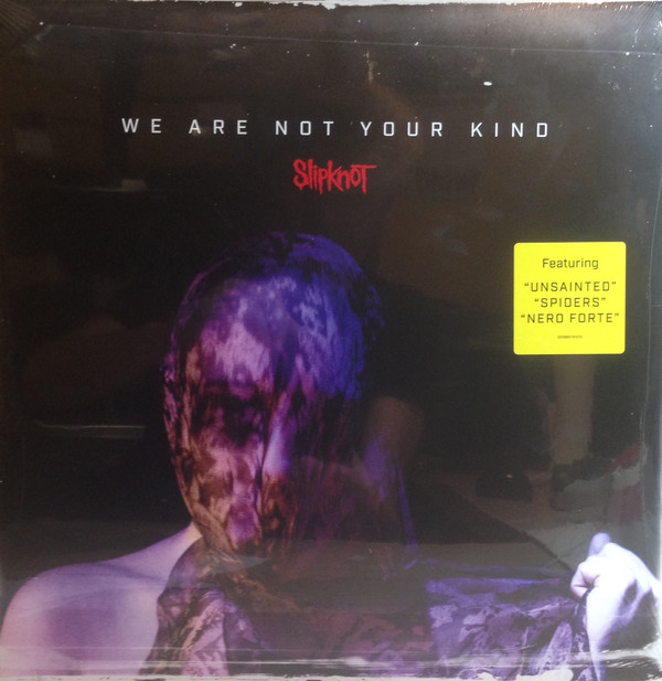 Slipknot - We Are Not Your Kind (2xVinyl, LP)