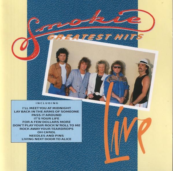 Smokie - Greatest Hits. Live