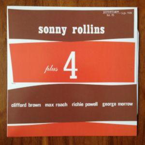 Sonny Rollins - Plus 4 (LP)